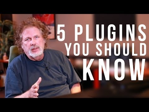 5 Plugins You Should Know - Into The Lair #91