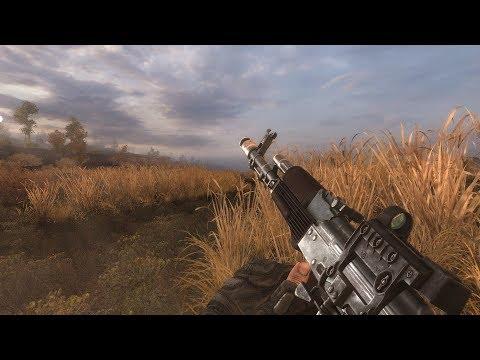 S.T.A.L.K.E.R.: STCoP Weapon Pack 3.2 - Осмотр всего оружия [Часть 1]