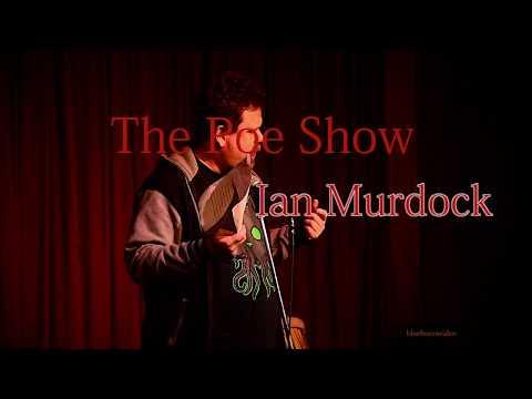 Ian Murdock at The Poe Show  1, 14, 2018