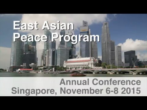 East Asian Peace Annual Conference 2015