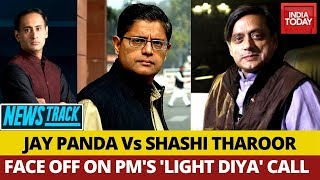 Showmanship Or Unity Call?: Jay Panda Vs Shashi Tharoor Face Over PM's 9-Minute Appeal   Newstrack