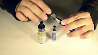 how to use a vape vaporizer set up tutorial electronic cigarette ehookah
