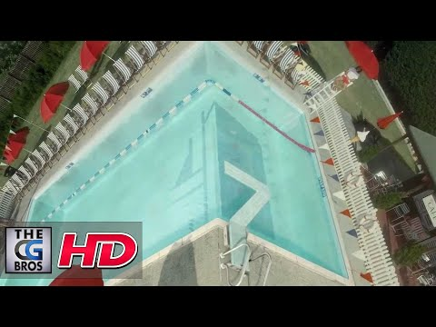 "CGI VFX Spot HD:  ""Pool""  by - Moving Picture Company"