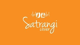 Download Hindi Video Songs - Satrangi Re | Wrong Side Raju | TDBs Cover