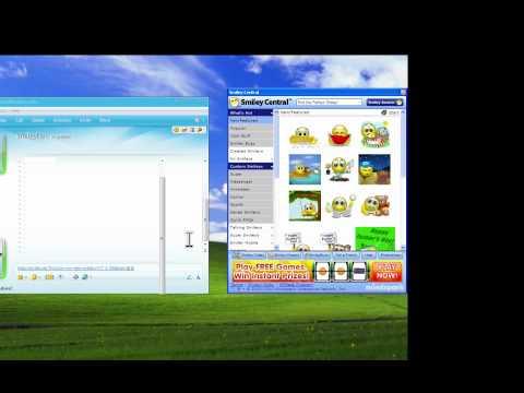 Download MSN Messenger Smileys!