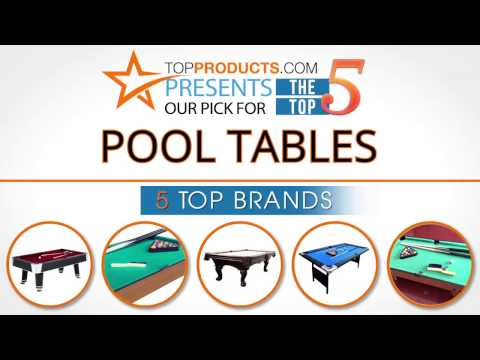 Best Pool Table Reviews – How To Choose The Best Pool Table