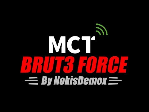 Mifare Classic Tool Bruteforce Android
