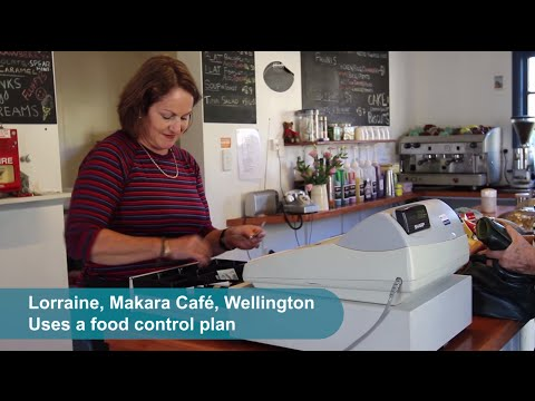 Lorraine's story: Food safety at my cafe