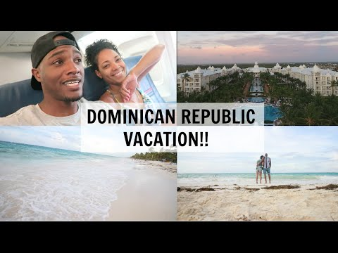 ANNIVERSARY VACATION IN DOMINICAN REPUBLIC!