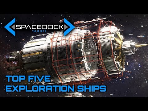 Top Five Sci-Fi Exploration Ships