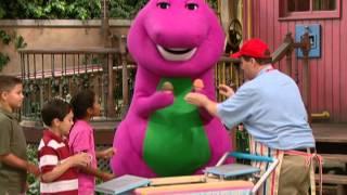 Barney Celebrating Around the World - Clip