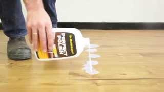 Dunlop Perfect Polish - Long Lasting Polish for Timber, Vinyl and Laminate Floors