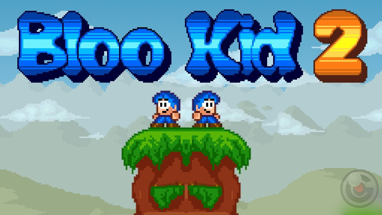 bloo kid 2 game
