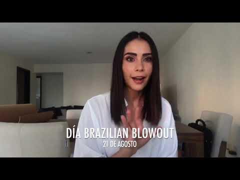 Testimonios de Celebridades Brazilian Blowout México