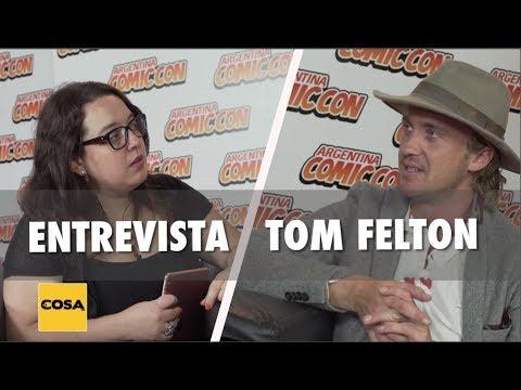 La Cosa Cine | Entrevista a Tom Felton