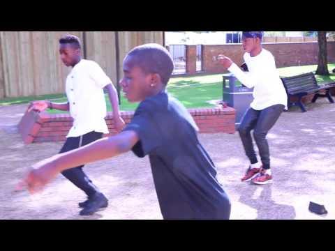 Bracket - Mama Africa (Dance Video) #AzontoBradez