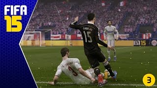 FIFA 15 | КАРЬЕРА ЗА REAL MADRID #3 Thumbnail