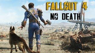 Fallout 4 Без смертей на выживании 10 Финал за Братство Стали