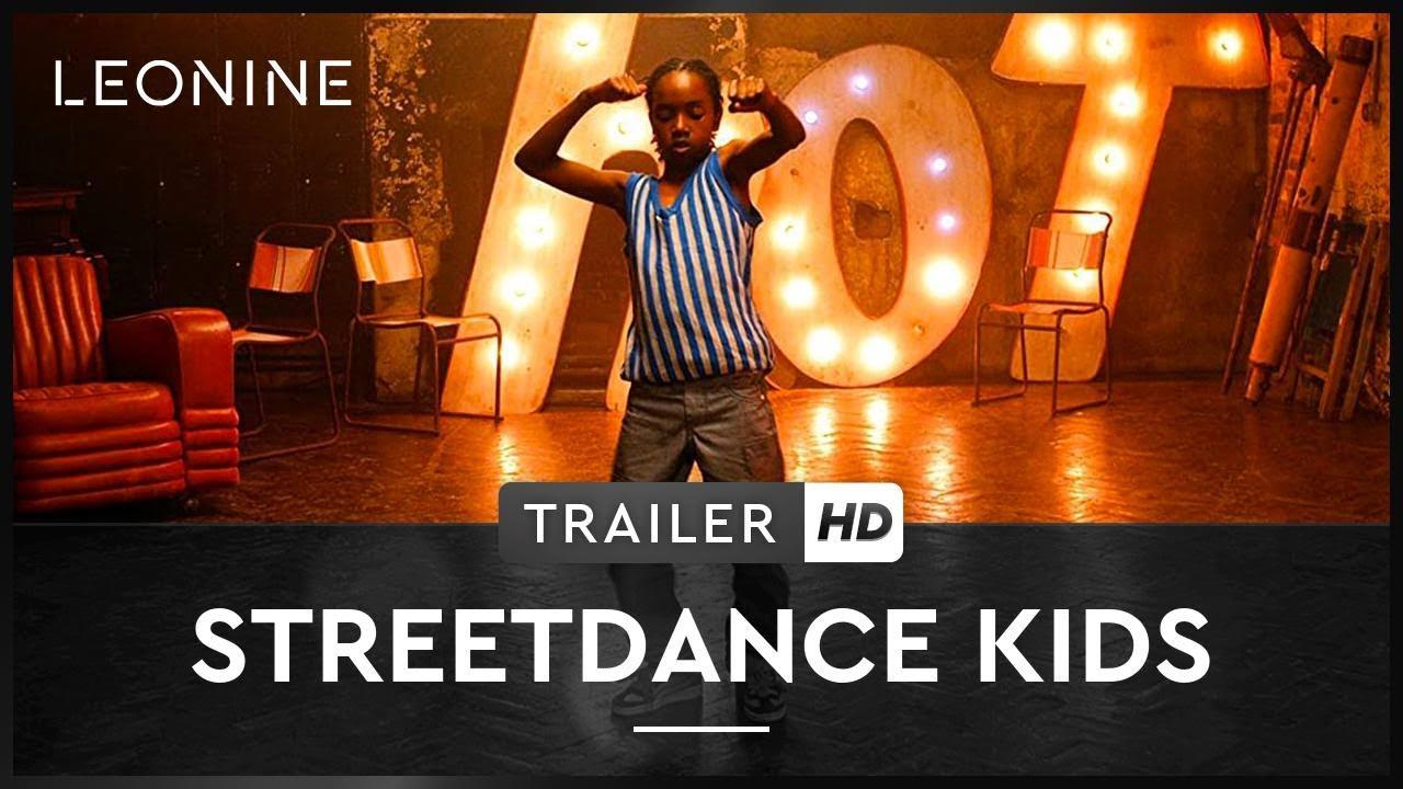 STREETDANCE KIDS - HD Trailer (deutsch/german)