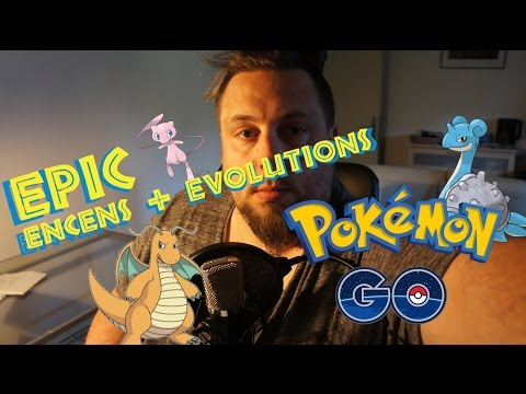 EPIC Pokemon GO search #12