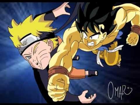 Goku vs Naruto  Audio Latino  YouTube