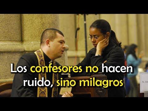 Cardenal Piacenza Los confesores no hacen ruido sino milagros