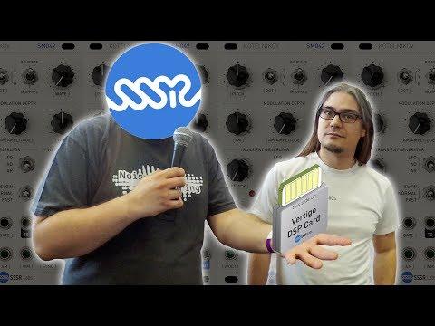 New lush DSP FX 'Vertigo' from SSSR Labs // Superbooth 2019