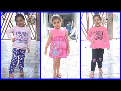 Compras no Site Posthaus Moda Infantil Preferido de Saretta Vestido da Elsa