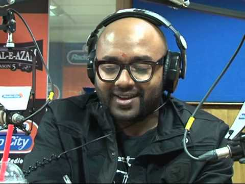 SINGER KK AND BENNY DAYAL AT RADIO CITY FESTIVAL ''MUSICAL E AZAM'' 02