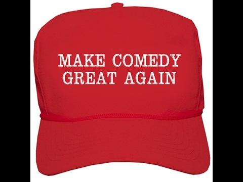 Make Comedy Great Again - Danny Polishchuk 2017