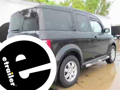 etrailer | Trailer Hitch Installation - 2008 Honda Element - Curt