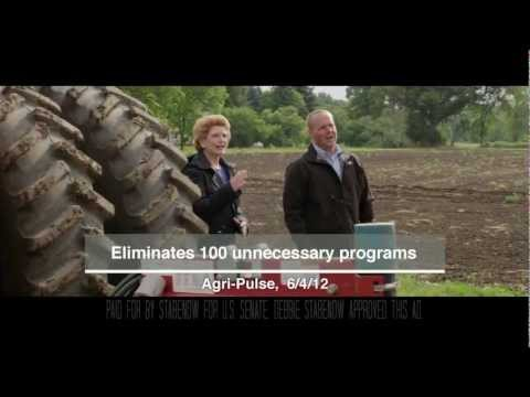 Agriculture Reform - Stabenow for Senate