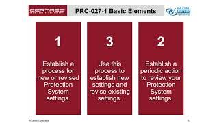 NERC Compliance - PRC-027