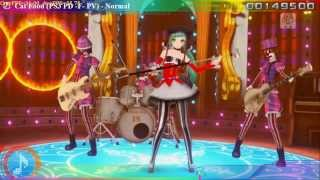 Hatsune Miku Project Diva Pc 3.4 (HD v1.4) gameplay 8