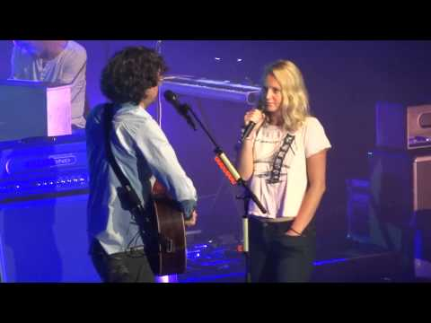 Snow Patrol and Lissie - The Garden Rules and Set the Fire San Jose 21/10/12.MP4