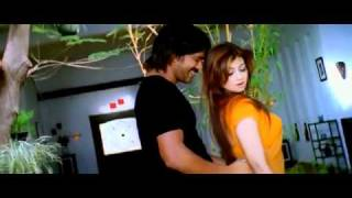 Gichi.Gichi telugu song from super movie Nagarjuna and ayesha takia.flv