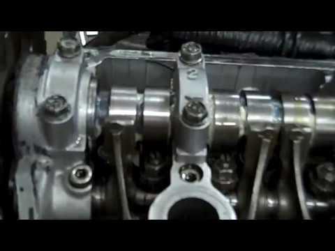 1995 Suzuki Sidekick Camshaft Timing - YouTube