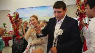 Цыганская Свадьба Руслана и Зинаиды 2016