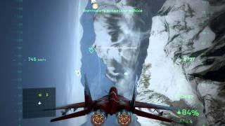 Прохождение игры HAWX 2 с комментариями. Часть 2 Безпилотник Поиск Креншоу