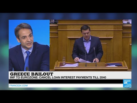 "Greece opposition leader Kyriakos Mitsotakis: ""Alexis Tsipras is not a true reformer!"""