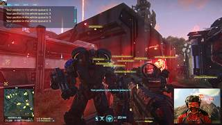 PLANETSIDE 2 - After the Nc Base cap & somebody's Getting Rich...