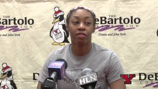 G Melissa Thompson Weekly Basketball Press Conference | December 12, 2013