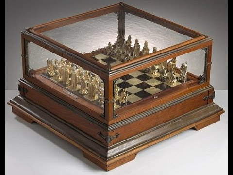 Top 10 Chess Sets For The Rich