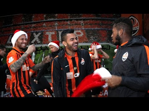 Ready for New Year 2017! How Shakhtar sent season greetings to the fans
