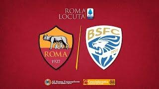 AS ROMA 3 - 0 BRESCIA CALCIO - LA ROMA S'IMPOSE POUR SON RETOUR DE TRÊVE INTERNATIONALE