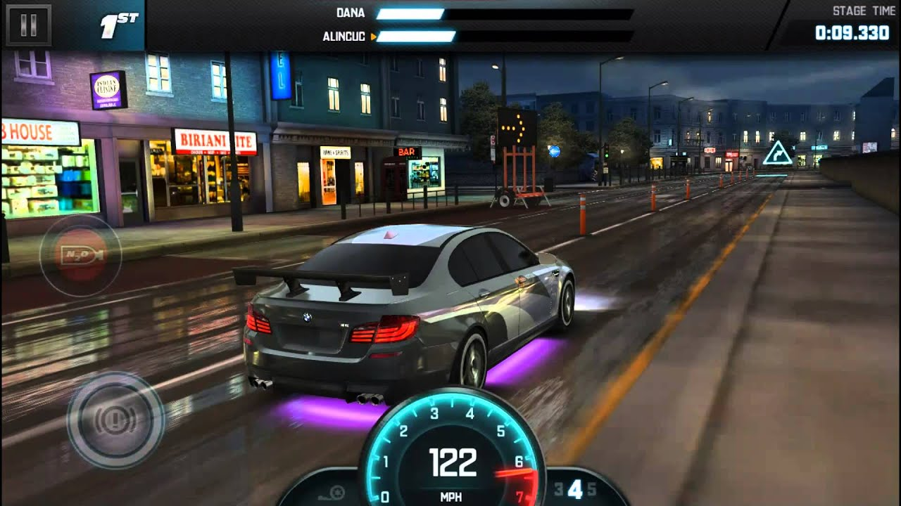 Fast And Furious 6 The Game Bmw M5 2013 Vs Srt Viper Gts
