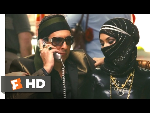 You Don't Mess With the Zohan (2008) - Hezbollah Hotline Scene (10/10) | Movieclips