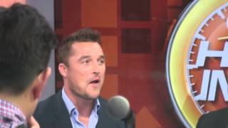 New 'Bachelor' Revealed. Chris Soules confirms on GMA that he Is looking for Love