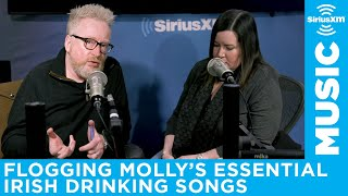 Flogging Molly's Dave King and Bridget Regan Share their Essential Irish Drinking Songs