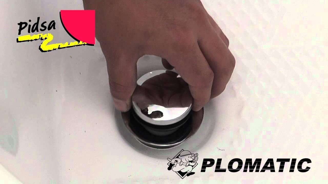 C mo instalar el tap n para tina push con orificio de 1 7 for Como cambiar un empaque de regadera